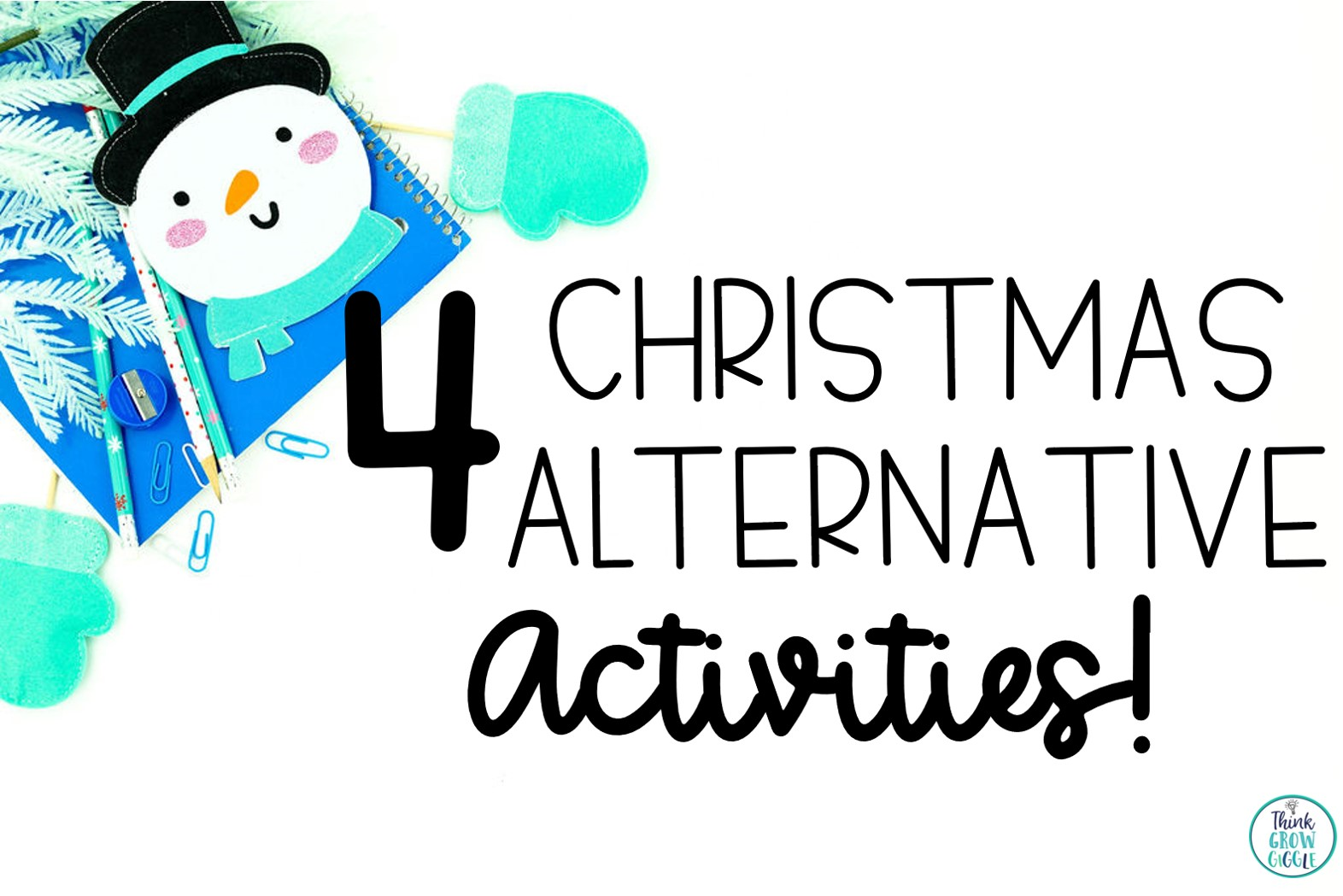 christmas alternative activities for kids