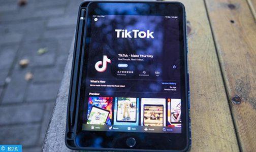 """هولندا تفرض غرامة قدرها 750 ألف يورو على تطبيق """"تيك توك"""" لانتهاكه خصوصية الأطفال"""