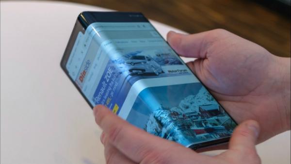 هواوي تكشف عن موعد إطلاق هاتفها قابل للطي Mate X