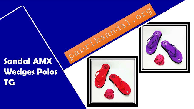 Wedges Sandal Anak Tanggung Murah- AMX Wedges Polos TG