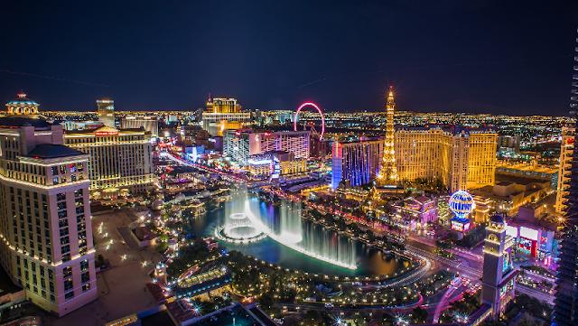 Atrações legais de graça em Las Vegas