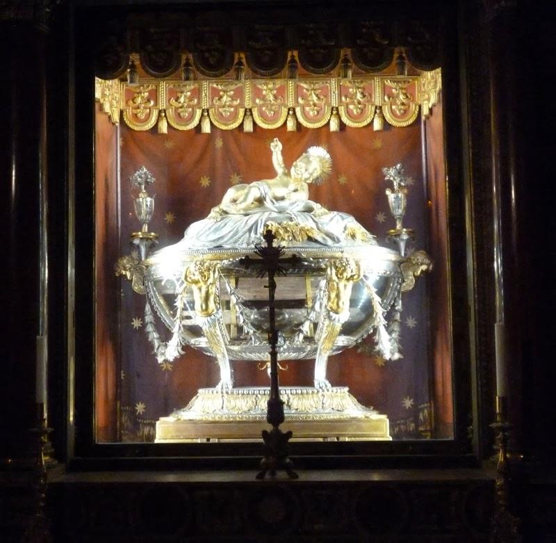 Relíquia da Basílica de Santa Maria Maior