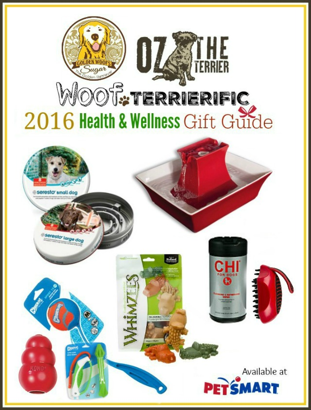 5 pet health & wellness products from petsmart holiday gift guide