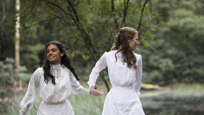 picnic at hanging rock 2018, amazon, bbc, natalie dormer