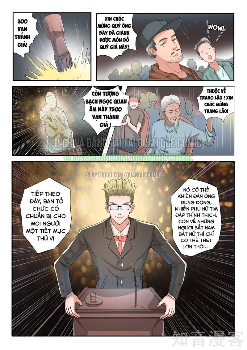 thấu thị chi nhãn Chapter 233 - upload bởi truyensieuhay.com