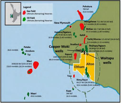 TUTUNUI-WANANGA: CETACEANS SACRIFICED TO ANADARKO & 'BIG
