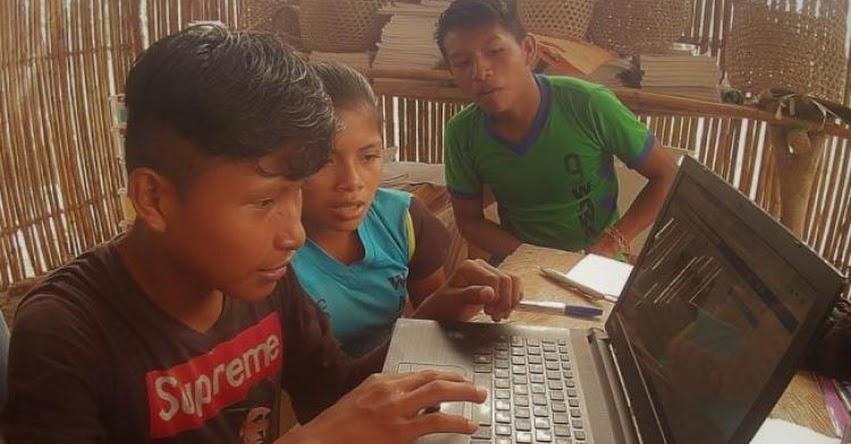 FONDEP: El proyecto Siembra Wawain de IE en Imaza recibe asistencia técnica - www.fondep.gob.pe