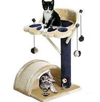 Proper cat toys for cat pet