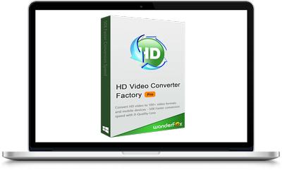 WonderFox HD Video Converter Factory Pro 18.1 Full Version