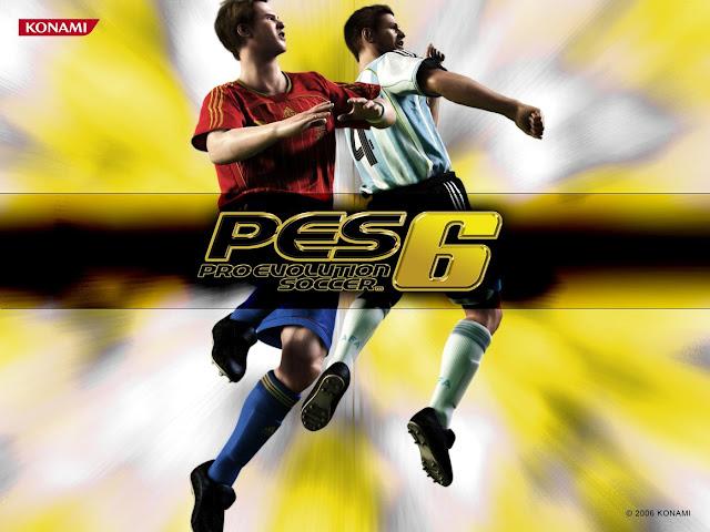 تحميل لعبة بيس pes 6 كاملة برابط واحد مباشر ميديا فاير مضغوطة وشغالة