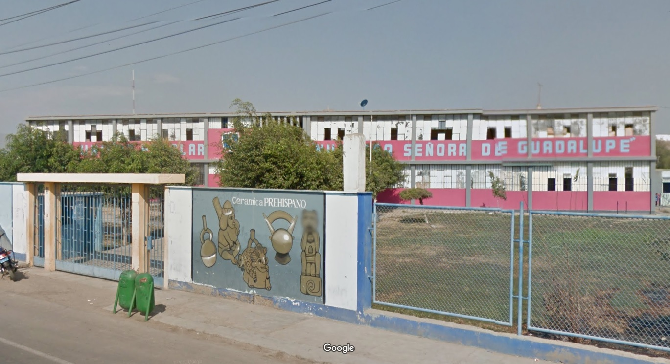 Escuela 81703 NUESTRA SEÑORA DE GUADALUPE - Guadalupe