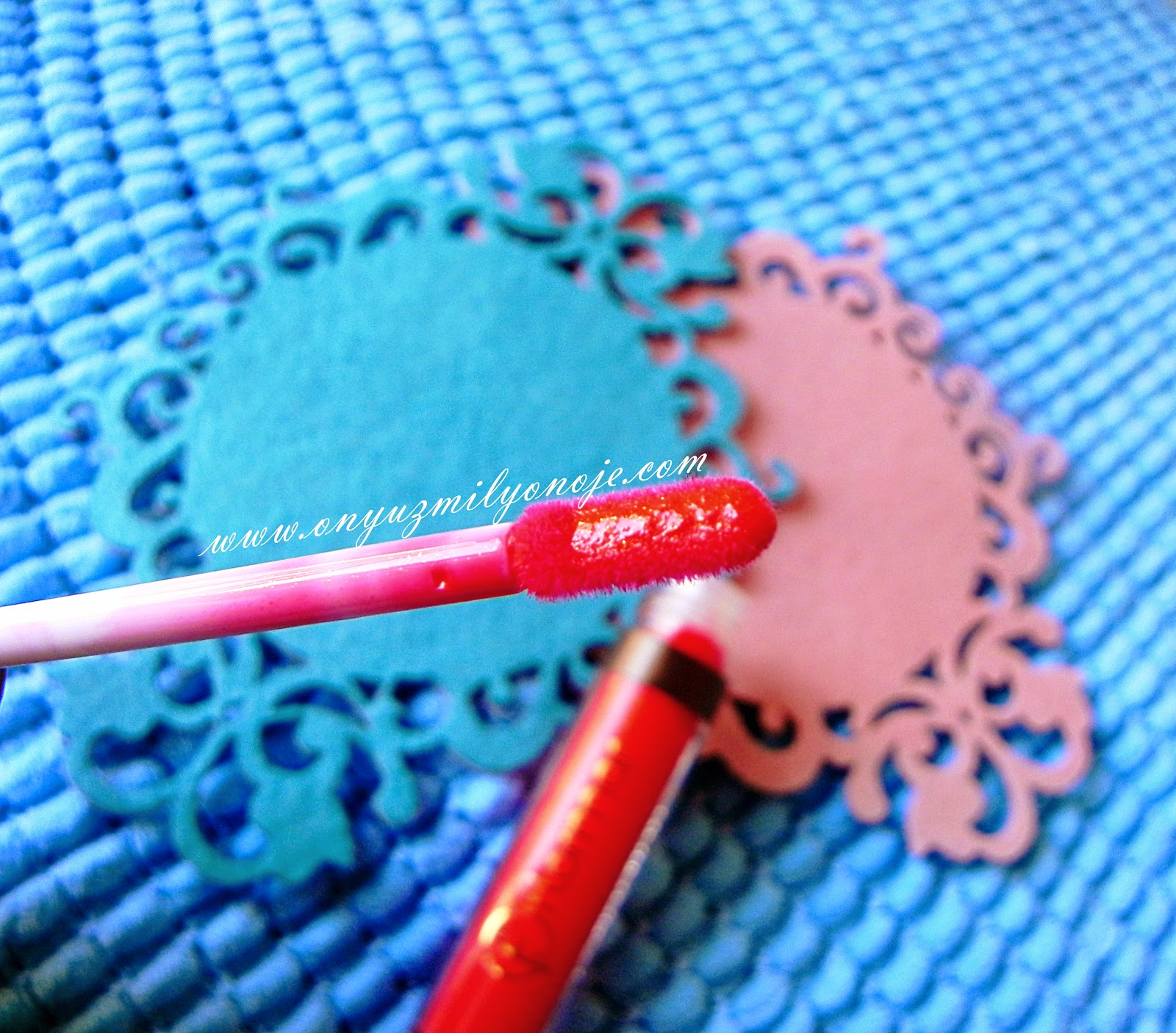 Flormar Reflection Lipgloss RL02 Red Lips