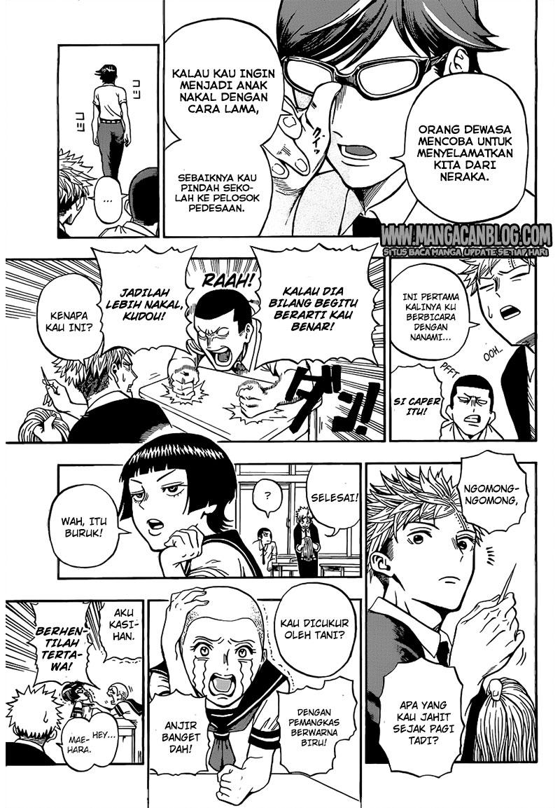 Dilarang COPAS - situs resmi www.mangacanblog.com - Komik u19 001 - kudou eiji dan orang terhormat 2 Indonesia u19 001 - kudou eiji dan orang terhormat Terbaru 15|Baca Manga Komik Indonesia|Mangacan