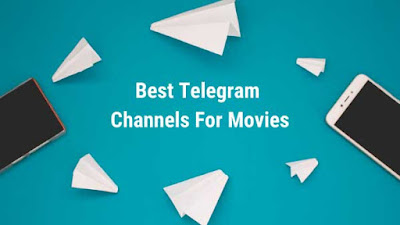 Telegram Channels For Movies