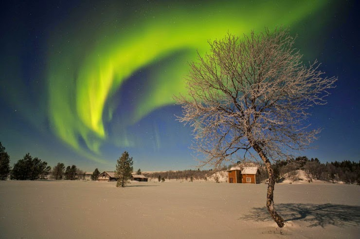 Best Time Year See Northern Lights Finland