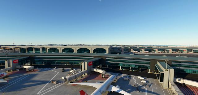 Istanbul New Airport LFTM