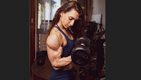 Bodybuilding Exercises for Women - How to Get a Toned and Sexy Body (Part 1)