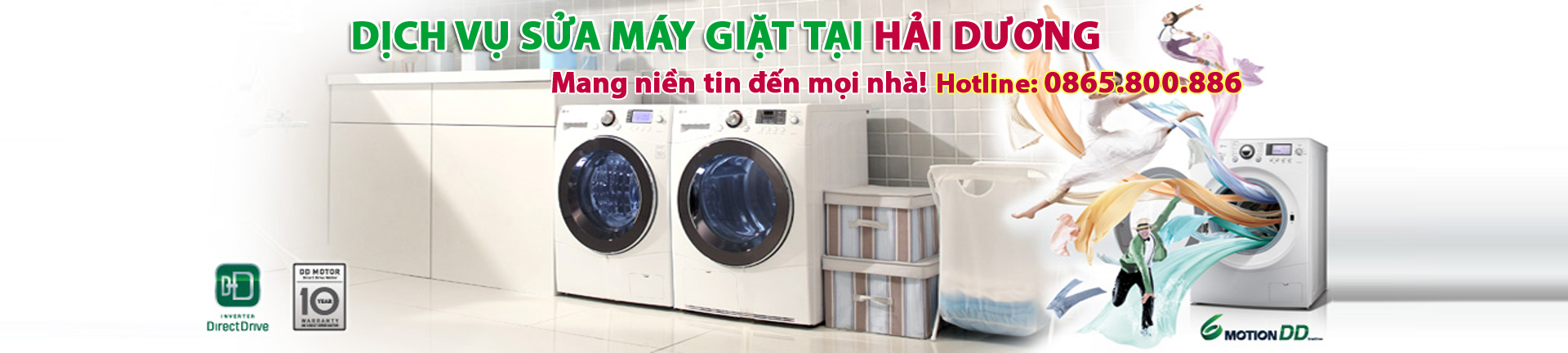 Sửa chữa: Điều hòa, Máy Giặt tại Hải Dương   Thợ giỏi