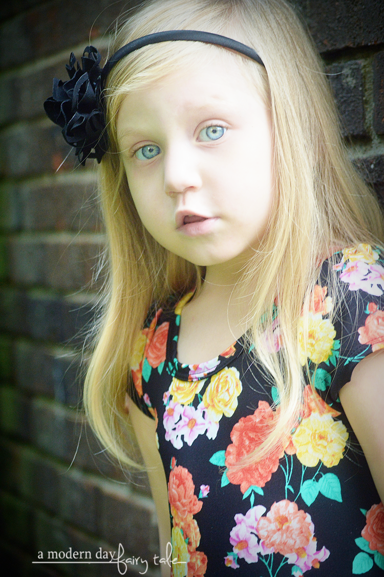 Finley Grace, 5 Years Old
