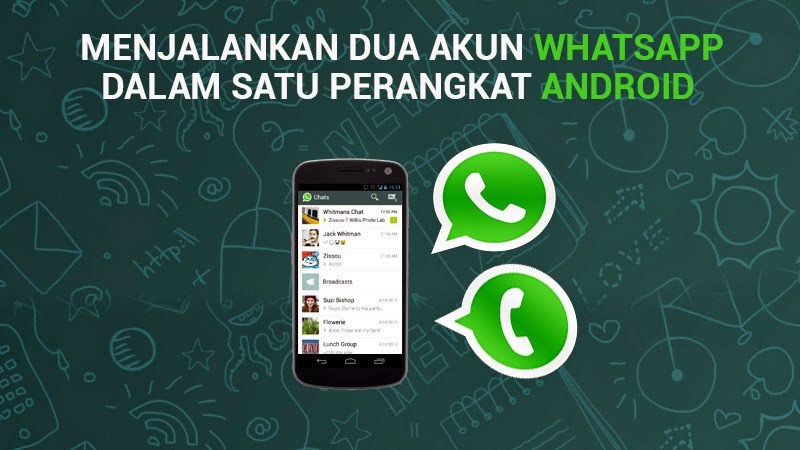 dual account whatsapp