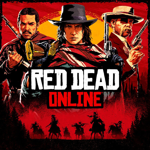 Red Dead Online Standalone Version Poster