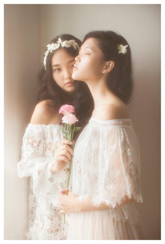 Vivienne Mok - Judith and Uurka arte fotografia mulheres modelos orientais fashion