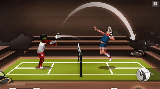 Download Badminton League MOD APK Terbaru