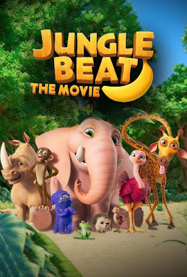 Jungle Beat: The Movie (2020) Dual Audio [Hindi 5.1ch – Eng 5.1ch] 720p | 480p HDRip ESub x264 800Mb | 300Mb