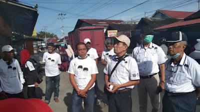 Relawan RaSya Gotong Royong Jumat Bersih di Kel Tarok Dipo