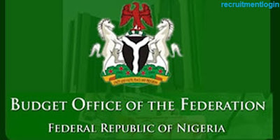Budget Office of the Federation Recruitment 2018/2019 | Application Form Online