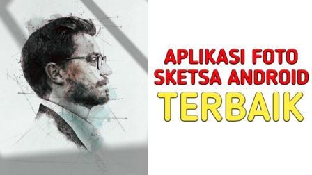 Aplikasi Edit Foto Jadi Sketsa