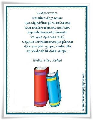 Diseno Tarjetas De Invitacion Por El Dia Del Maestro