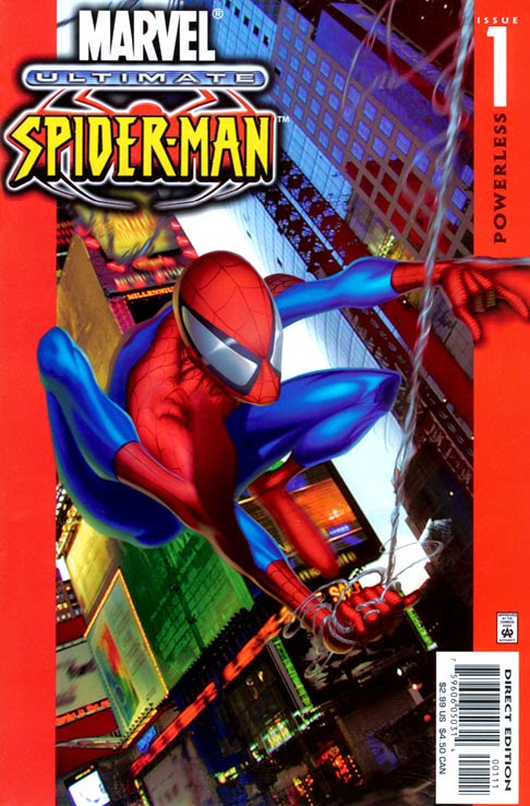 Ultimate Spider-Man #1 pic