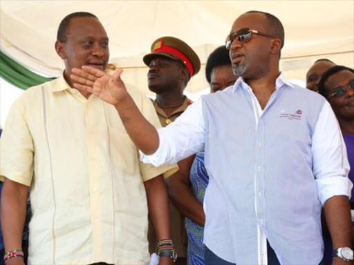Mombasa County Governor Hassan Joho photo