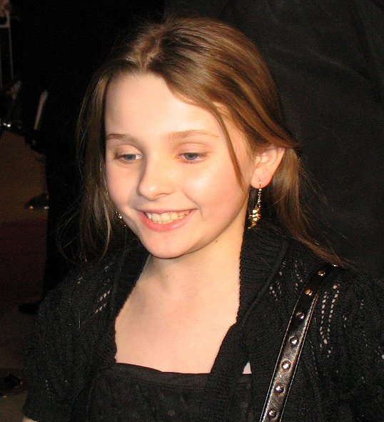 Childhood Pics of Abigail Breslin