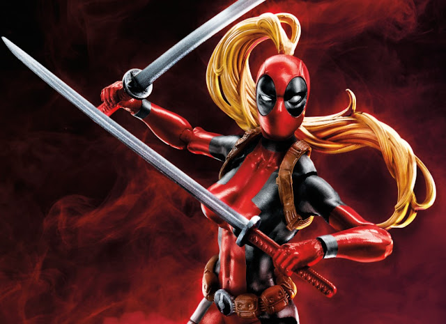 Marvel planeja introduzir Deadpool feminina no MCU