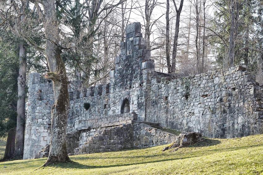 Schlosspark Füssen