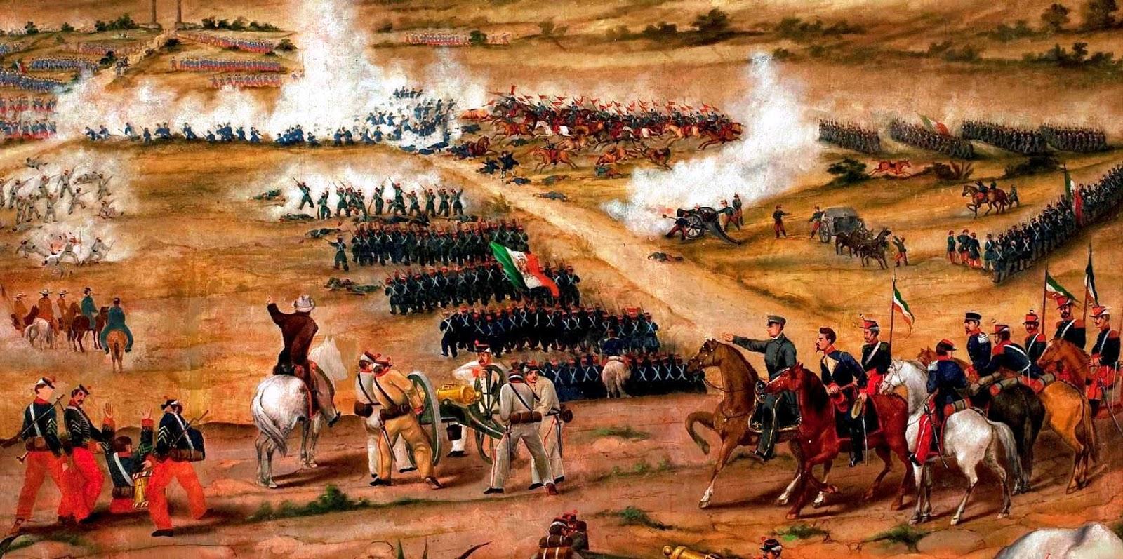El día que el ejército Mexicano venció al ejército Francés