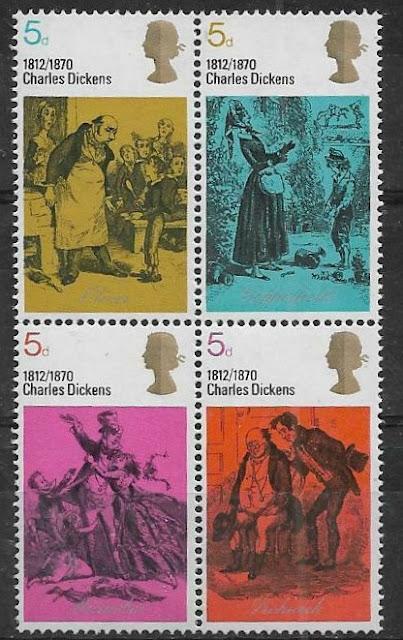 Charles Dickens 1970 Great Britain