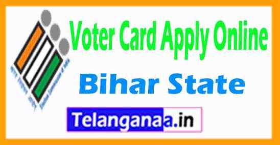 How to Apply Voter ID Card in Bihar State Online / Offline