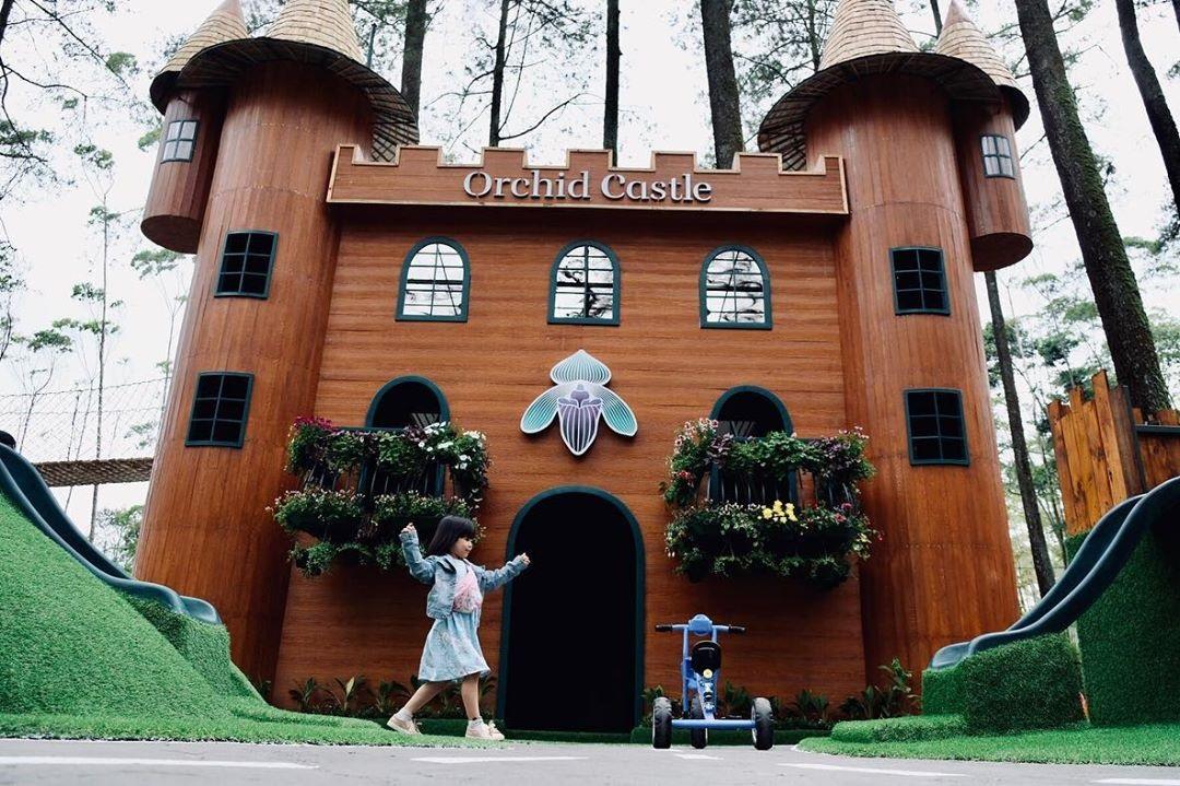 Taman Bermain Orchid Forest Cikole Lembang