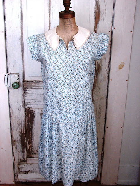The Country Farm Home Three Farm Dresses 1920s 30s