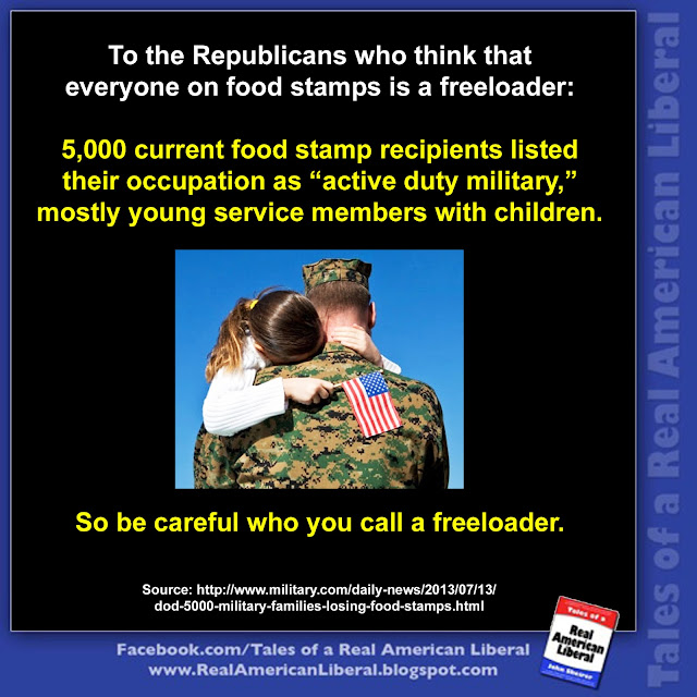 Military Families On Food Stamps