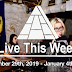Live This Week: December 29th, 2019 - January 4th, 2020