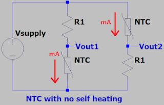 NTC Thermistor Resistance Calculator