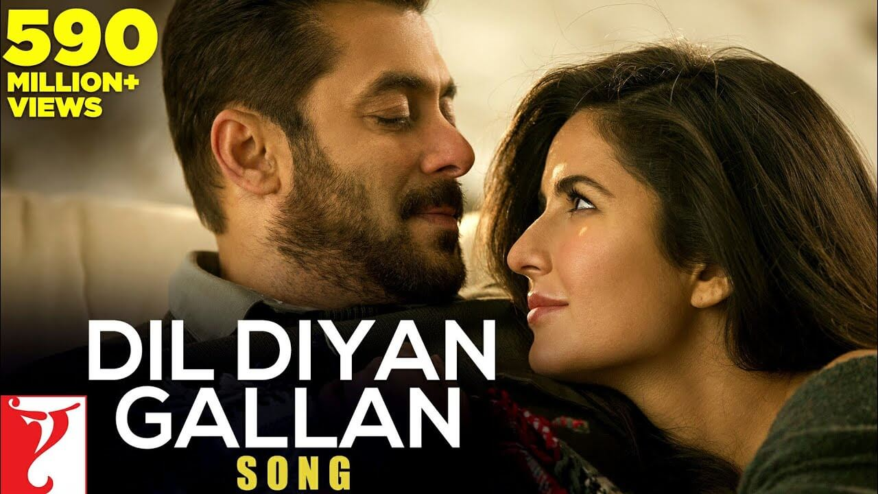 Dil Diyan Gallan Lyrics in English