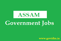 Latest Assam Government Job Notifications 2018