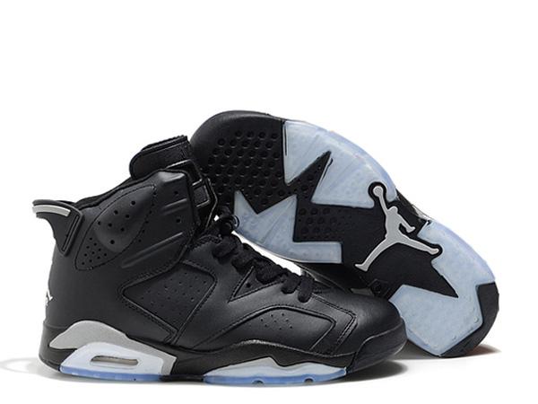 grande vente 353e5 8d976 Air Jordan 6 Retro Chaussures Pour Homme Noir Air Jordan 6 ...