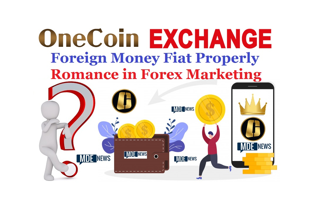 Onecoin forex