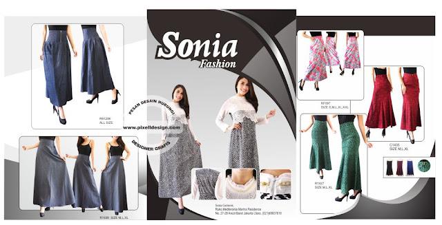 Iklan Katalog Baju Fashion Butik